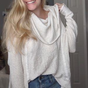 Free People Sweaters - Free People Cowel Neck Sweater